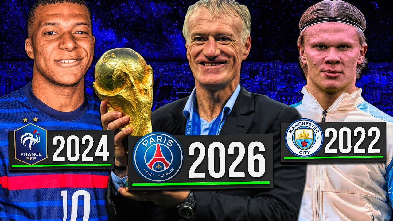 I RESET The Career of DIDIER DESCHAMPS... FIFA 21 Manager Rewind (EURO 2021 SPECIAL🏆🇫🇷)
