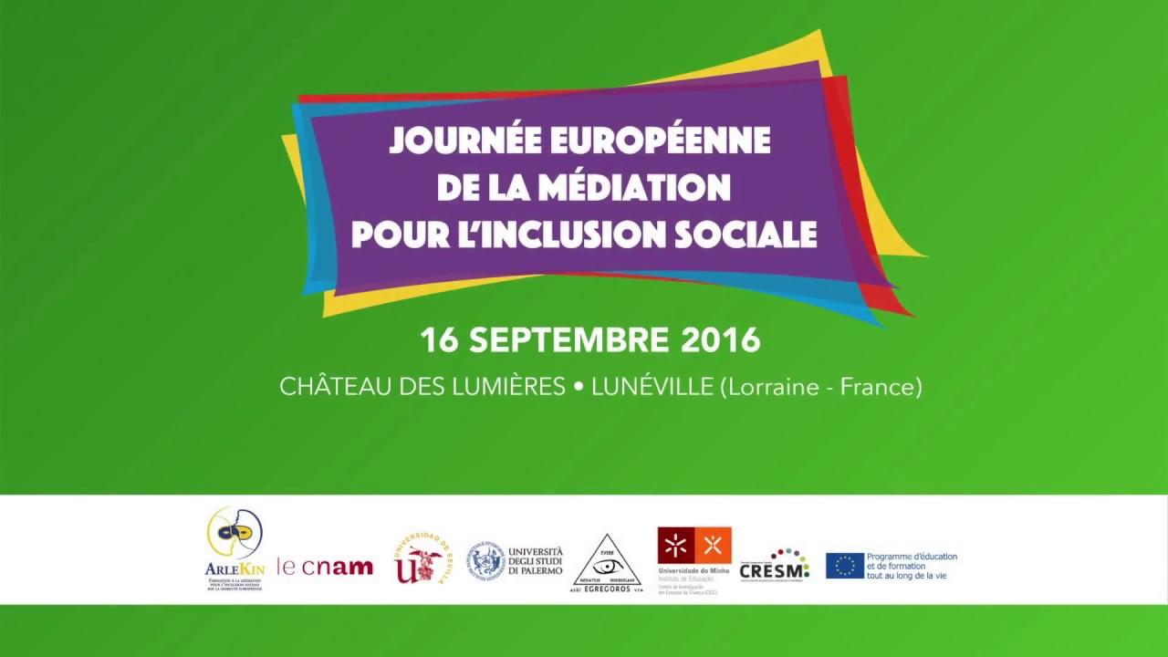 Les Journees Europeennes De La Mis Site De La Mediation Pour L