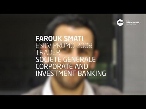 Métier Finance - Equity Finance Trader - SGCIB