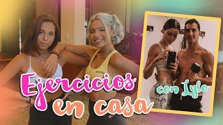 Ángela Aguilar - Mi Vlog #68 - Ejercicios en Casa