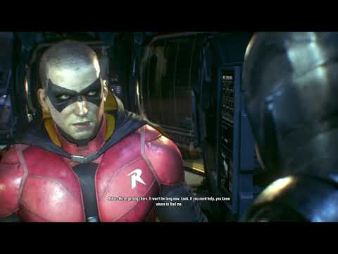 Batman Arkham Knight Part 29, Hiding The Truth From Robin