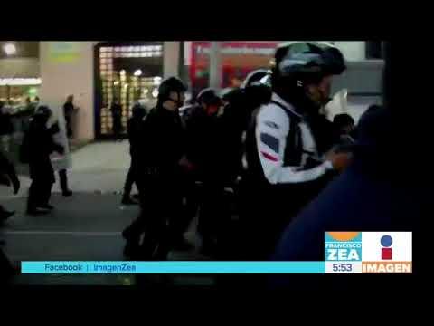 Así fue la balacera en Avenida Tláhuac que dejó 4 muertos   Noticias con Francisco Zea