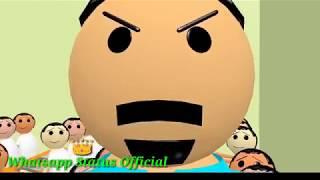 Master ji Angry Make jokes of Whatsapp status video Funny Moment 2018