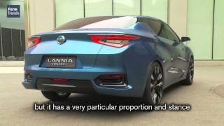 Nissan Lannia Concept 2014 Videos