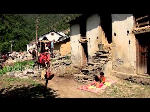Kulling Village in Chamoli