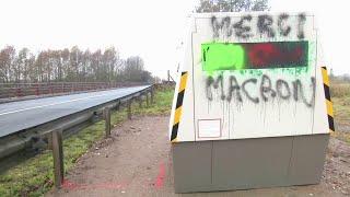 20% des radars automatiques ont été vandalisés depuis le début du mouvement des gilets jaunes