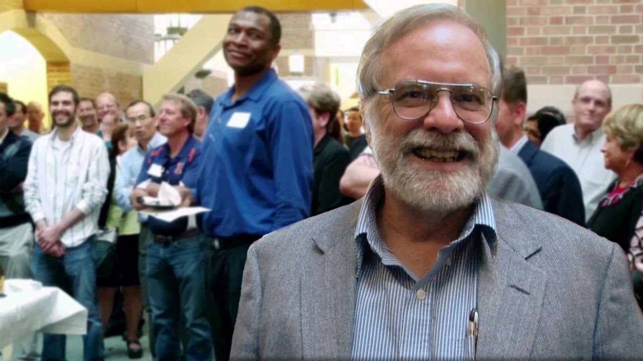 A screenshot from Arthur Kramer Retirement Reception - April 21, 2016