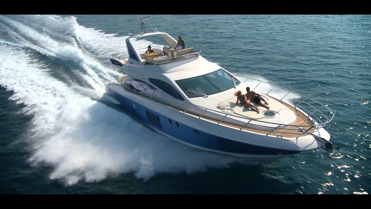 Azimut 64 - Official Video - YouTube
