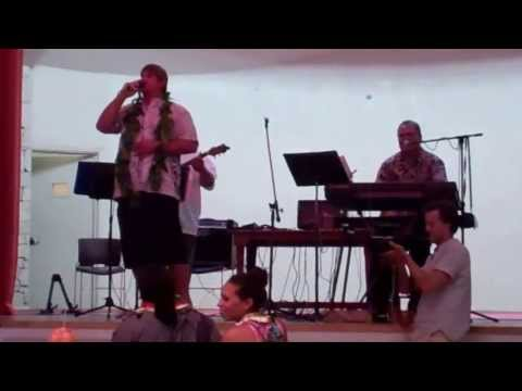 Jordan Gross in American Samoa 2013