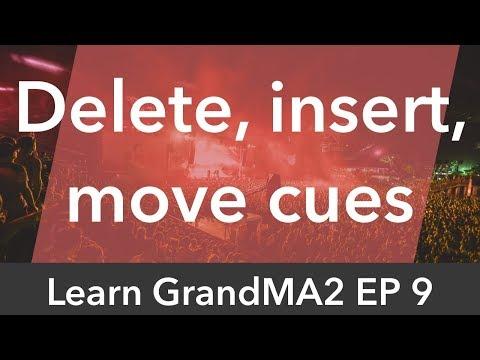 Repeat The Cue Tutorials - QLab (Unofficial) - Episode 14 - GrandMA