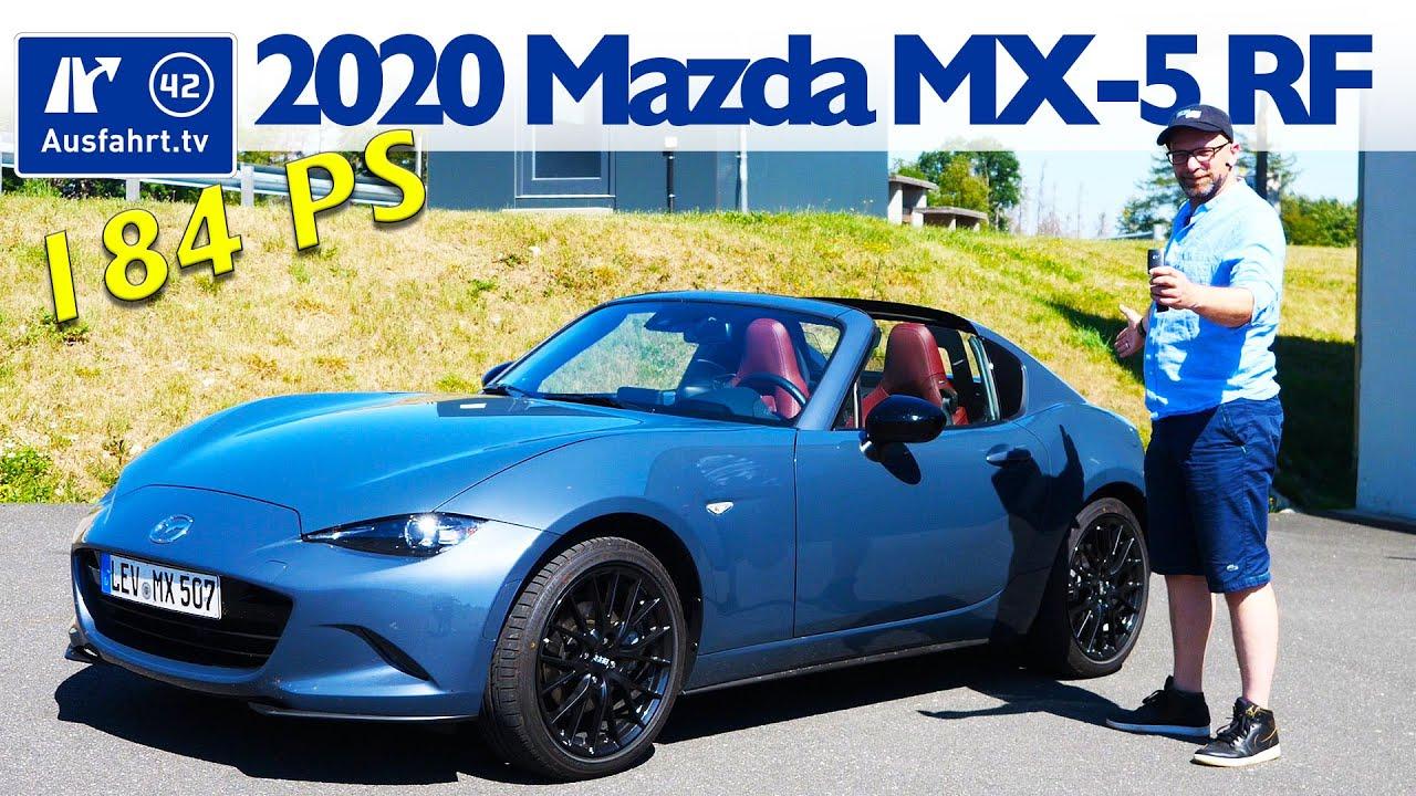 2020 Mazda MX-5 Research New