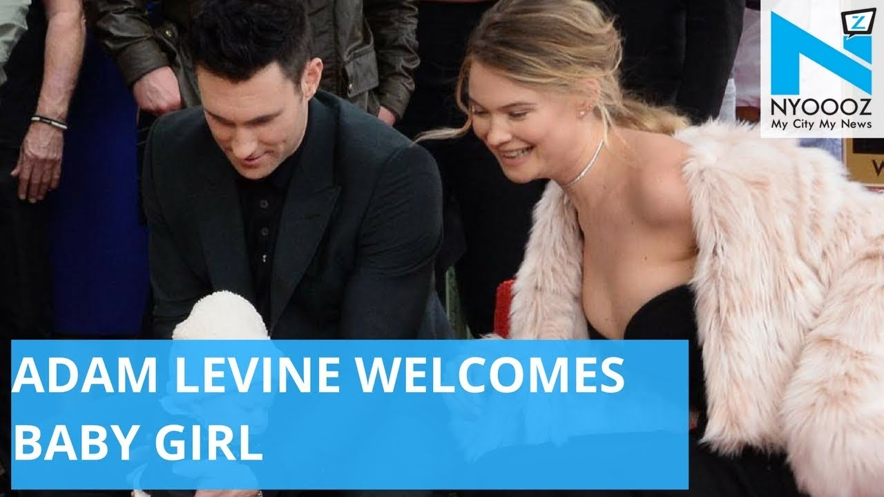 Maroon 5 singer adam levine names his baby girl geo grace maroon 5 singer adam levine names his baby girl geo grace hollywood news nyoooz tv m4hsunfo