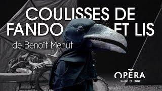 PANIQUE À L'OPÉRA - Création de l'opéra contemporain FANDO ET LIS