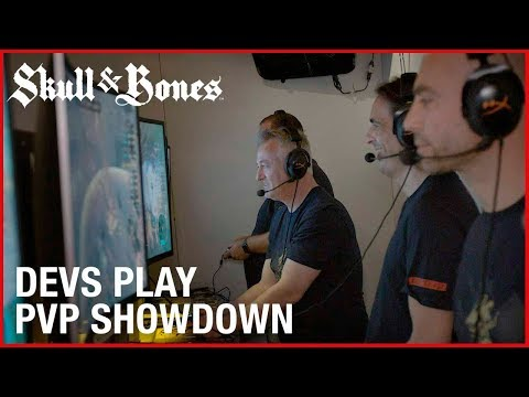 Skull and Bones Devs Play PVP Showdown With Assassin's Creed Devs | Ubisoft [US]