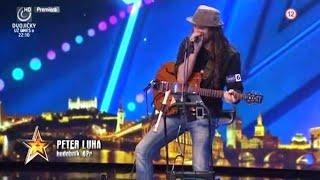 Peter Luha - One Man Band - Czech-Slovakia