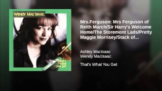 Mrs.Ferguson: Mrs Ferguson of Reith March/Sir Harry