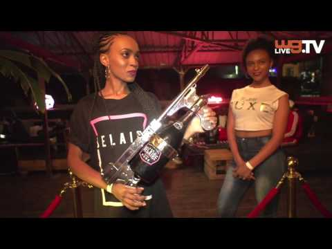 Kenya vs Germany , Khaligraph live at  The Alchemist