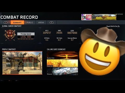 1 MILLION KILLS .. ROAD TO 30,000 WINS before BLACK OPS 4 | TRIPLE PLAY | EASY WINS