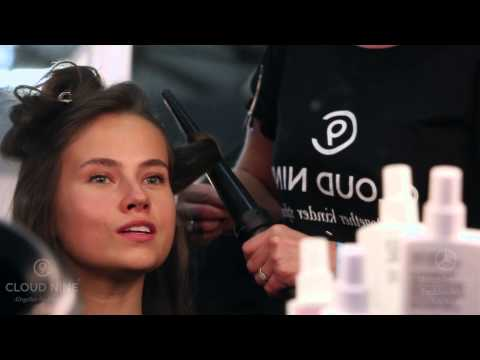 Behind the scenes with Cloud Nine at Mercedes Benz Fashion Week Australia 2014