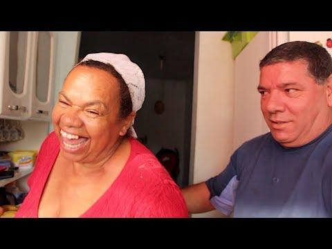 DOCE DE ABÓBORA E BOLINHO DE CHUVA COM GOIABADA - ALEXANDRINA E VALDOMIRO