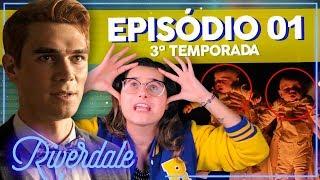 RIVERDALE SOBRENATURAL? Bebês na fogueira, Rei Gárgula e +! Riverdale 3x01 | Alice Aquino