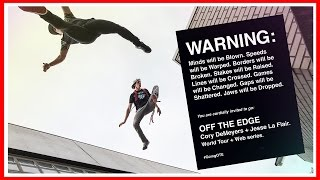 WARNING: Off The Edge (Teaser)