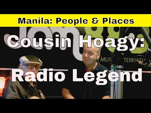 "Cousin Hoagy: Radio Legend -- ""Cousin Hoagy"" at JAM 88.3"