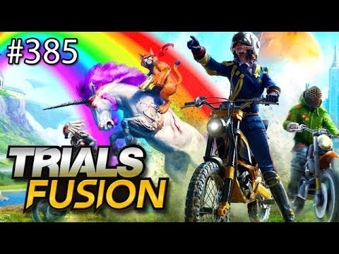 Broke The Map - Trials Fusion w/ Nick