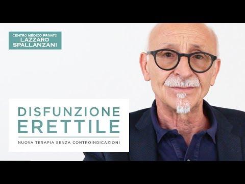 DISFUNZIONE ERETTILE // Nuova terapia senza controindicazioni