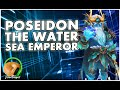 SUMMONERS WAR : Poseidon the Water Sea Emperor - Gameplay Spotlight