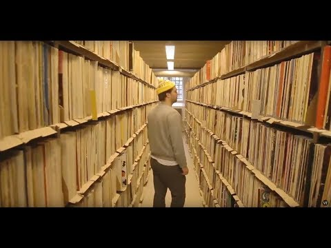 Inside the vinyl archives of Berlin's biggest music library