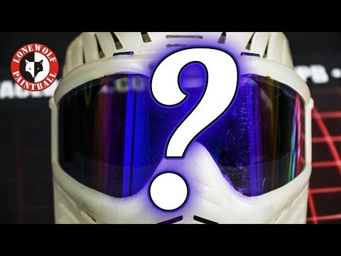 Mystery Paintball Mask | Classic Gear | Gameface Skul | Lone Wolf Paintball Michigan