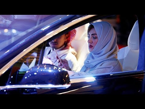 Saudi women excited to buy cars and start driving