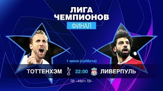 Финал Лиги чемпионов: все о главном матче главного клубного турнира планеты