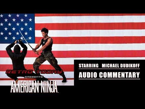 American Ninja (1985) - Audio Commentary