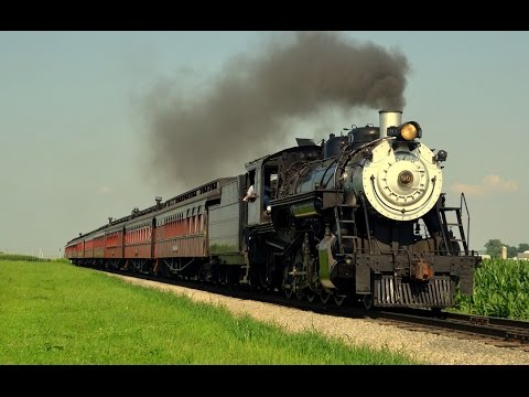 Strasburg Railroad: A Midsummer Day on the Road to Paradise