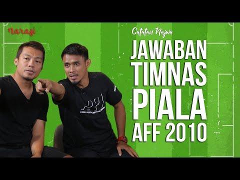 Timnas Piala AFF 2010 Menjawab (Part 1) | Catatan Najwa