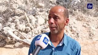 الاحتلال يهدم منزل والد الشهيد علي خليفة بمزاعم عدم الترخيص - (23-10-2019)