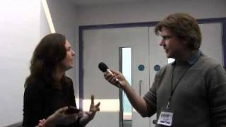 Solar physicist Dr Lucie Green talks to Astronomy Now at NAM 2011