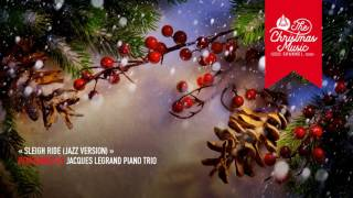 « Sleigh Ride (Jazz Version) » by Jacques Legrand Piano Trio #christmasmusic #christmassongs