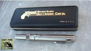 Stinger Pen Gun 25 ACP