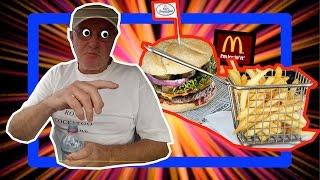 ماكدونالدز إنشاء ذوقك | العالمية الأولى مراجعة | أستراليا