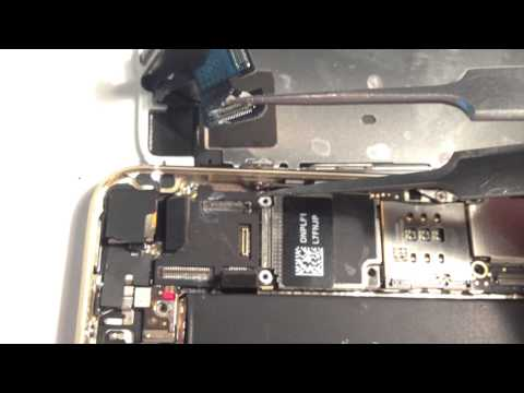 Ремонт первого iPhone