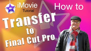Transfer iMovie project to Final Cut Pro - training iMovie 10.2