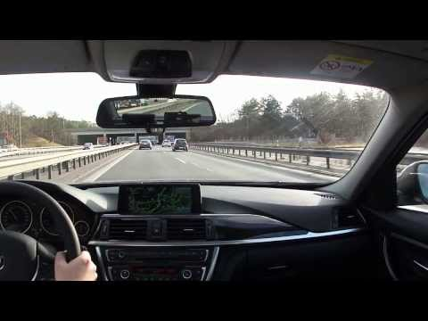 The Co-drivers View: Berlin A115 Avus