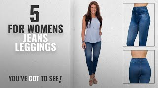 Top 10 For Womens Jeans Leggings [2018]: Siddhi Collection Women