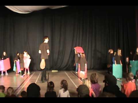 Whitecourt Central School & Trickster Theatre Evening Performance, March 20, 2015