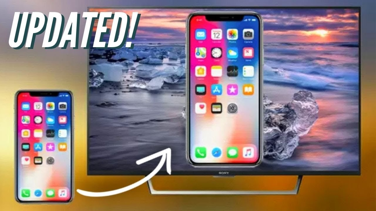 How to Mirror iPhone to Roku (Updated) - YouTube