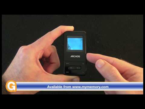 Archos 1 Vision 4GB MP3 Player Review