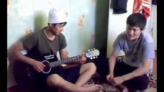 Самое лучшее исполнение песни жаным!!! гитара казакша